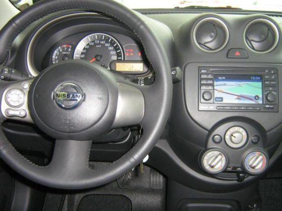Sommerfest 2012: Der Hauptgewinn, Nissan Micra acenta mit Nissan Connect (Navigationssystem)