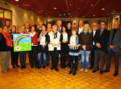 Kinderkrebshilfe Gieleroth e.V. - Spendenübergabe 2012