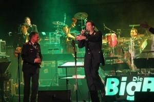 Big Band der Bundeswehr – Benefizkonzert im Wissener Kulturwerk, Foto: Wacho