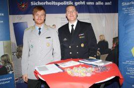 Big Band der Bundeswehr begeisterte im Kulturwerk