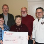 Spende Landfrauen: Kinderkrebshilfe Gieleroth erhält 400 Euro Spende aus Weyerbusch