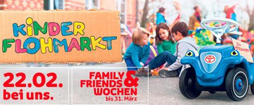 Autohaus Adorf veranstaltet Kinderflohmarkt