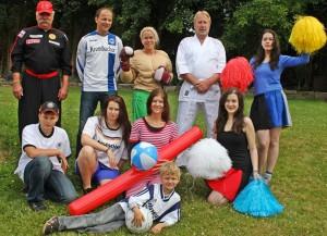 Sommerfest 2014: Kostüme
