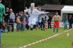 Sommerfest 2014: Birnbach verteidigt Wanderpokal beim Sommerfest der Kinderkrebshilfe Gieleroth, Foto: Wachow/Rewa