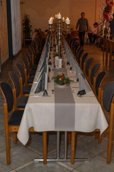 Weihnachtsparty 2017 der Kinderkrebshilfe Gieleroth e.V. in Nauroth