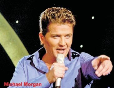 Michael Morgan unterstützt die Kinderkrebshilfe Gieleroth e.V.