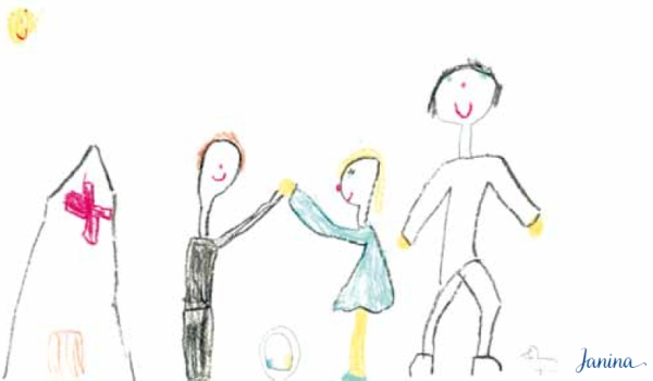 Krebs bei Kindern - Freunde der Kinderkrebshilfe Gieleroth e.V. (Bild von Janina)