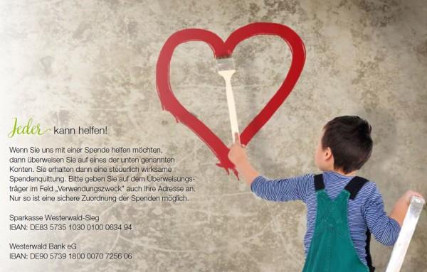 Freunde der Kinderkrebshilfe Gieleroth e.V. - JEDER KANN HELFEN