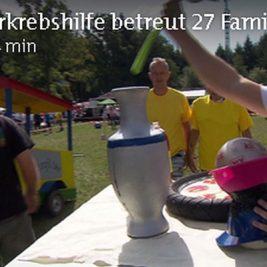 SWR Fernsehbericht: Kinderkrebshilfe Gieleroth e.V. betreut aktuell 27 Familien