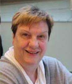 Jutta Fischer (1. Vorsitzende)