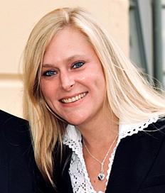 Nathalie Beckert (Beisitzerin)